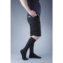 Компрессионные гольфы Soloventex 2 класс компрессии хлопок закрытый носок  для мужчин