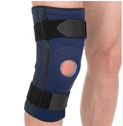 40% ХЛОПКА Бандаж компрессионный на коленный сустав Тривес Evolution Т-8591