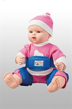 Детская ортопедическая шина для тазобедренного сустава ДОШ - 1