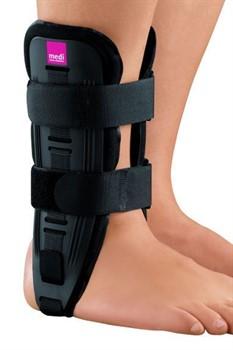 Ортез для голеностопного сустава с пенно-гелевыми вкладышами Medi M.step