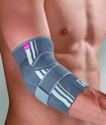 Мягкий бандаж для локтевого сустава Medi Epicomed с эргономичными силиконовыми вставками