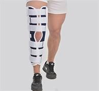 Тутор на коленный сустав с пятью ребрами жесткости Тиса ПНК-1