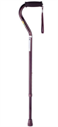 Трость с мягкой ручкой, ремешком и функцией регулирования высоты Nova B1060