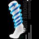 компрессионные гетры для спорта extrim 2 - спортивные гетры