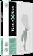 Компрессионные гольфы RELAXSAN MICROFIBER 1 класса компрессии закрытый носок для женщин и мужчин МИКРОФИБРА