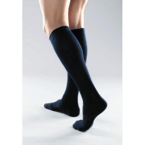 Мужские компрессионные гольфы Max medical Stockings 1 класс компрессии 50% ХЛОПКА с закрытым носком