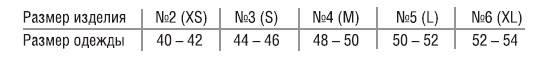 РЕКЛИНАТОР ОРТОПЕДИЧЕСКИЙ ТРИВЕС Т-1775/1 ЖЕСТКОЙ ФИКСАЦИИ. РОСТ ОТ 175 СМ Размеры