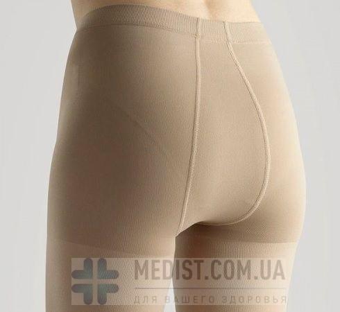 Компрессионные колготы LASTOFA COTTON OFA BAMBERG 23% ХЛОПКА 1 и 2 класс компрессии с открытым носком для женщин и мужчин