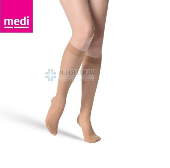 Женские компрессионные гольфы mj-1 metropole профилактические с закрытым носком
