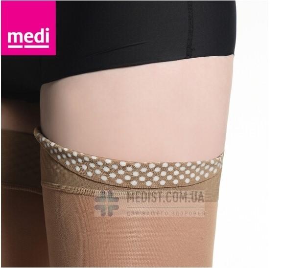 Компрессионные чулки MEDIVEN PLUS medi 3 класс компрессии с открытым и закрытым носком для женщин и мужчин