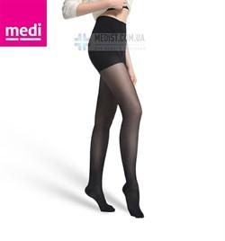 Женские компрессионные профилактические колготки METROPOLE mj-1 с закрытым носком