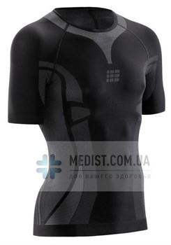 Ультралегкая футболка medi CEP с короткими рукавами для занятий спортом