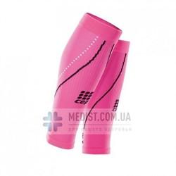 Компрессионные гетры medi CEP со светоотражателями для занятий спортом