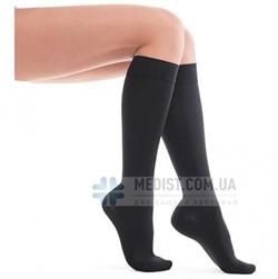 Компрессионные гольфы Tiana 2 класс компрессии (усиленная) с закрытым носком для женщин