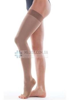 Компрессионные чулки Tiana 2 класс компрессии с открытым носком для женщин