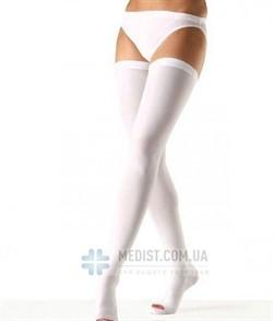 Противоэмболические чулки для родов и операций RxFit 1 класс компрессии открытый носок для женщин и мужчин