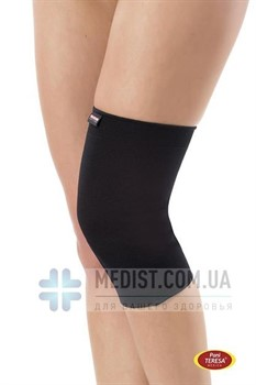 Бандаж на коленный сустав эластичный Pani Teresa PT-0307