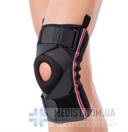 Ортез коленного сустава закрытый с системой перекрестных ремней Pani Teresa PT-0327