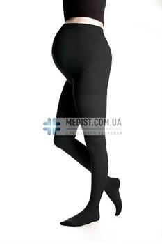 Компрессионные колготы для беременных женщин Maxis Micro 1 класс компрессии с закрытым носком (мыском)
