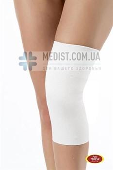 35% ХЛОПОК Бандаж эластичный на коленный сустав Pani Teresa PT-0301