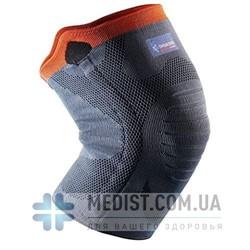 Бандаж на коленоэластичный усиленный с ребрами жесткостиThuasne Sport Reinforced 0354