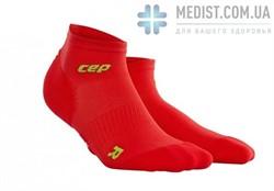 Ультратонкие короткие носки для занятий спортом medi CEP
