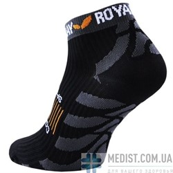 Компрессионные спортивные носки для женщин и мужчин ROYAL BAY Classic Aries
