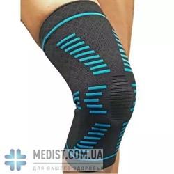 Бандаж эластичный циркулярный для средней фиксации колена Реабилитимед RS-B34