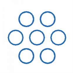 Компресcионные антиварикозные чулки av_140 - Микроволокно