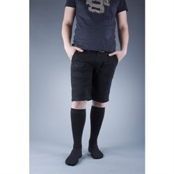 Компрессионные гольфы Soloventex 1 класс компрессии хлопок закрытый носок для мужчин