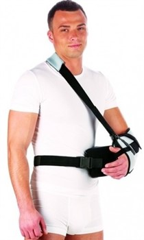 Бандаж на плечевой сустав с абдукционной подушкой Тривес Т-8103