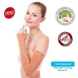 Компрессионный короткий рукав VARITEKS Aloe Vera  2 класс компрессии МИКРОФИБРА для женщин и мужчин