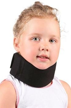 92% ХЛОПОК Детский бандаж для шейного отдела позвоночника Тривес ТВ-002 Expert