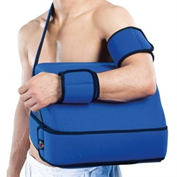 Бандаж для плечевого сустава и руки с отводящей подушкой Реабилитимед РП-6У-45°