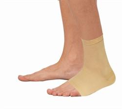 41% ХЛОПОК Бандаж на голеностопный сустав эластичный Тривес Т-8604