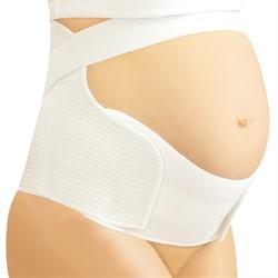 Пояс медицинский эластичный поддерживающий для беременных, с укрепленной спинкой TONUS ELAST 0009 Kira