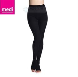 Компрессионные колготы MEDIVEN PLUS medi 1 и 2 класс компрессии с открытым и закрытым носком для женщин и мужчин