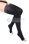 Женские компрессионные чулки Schiebler Venex 1 и 2 класс компрессии с открытым и закрытым носком