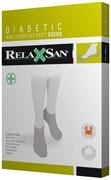 Медицинские носки для диабетиков RELAXSAN DIABETIC с волокном Crabyon для женщин и мужчин