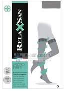 Компрессионные чулки RELAXSAN MICROFIBER 140 DEN 1 класса компрессии закрытый носок для женщин