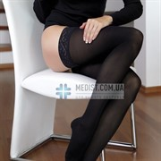 Компрессионные чулки Maxis Micro 1 класс компрессии с закрытым носком (мыском) для женщин и мужчин
