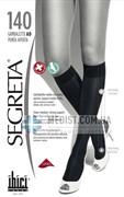 Женские компрессионные гольфыGambaletto Punta Aperta 140первого класса компрессии с открытым носком (мыском)
