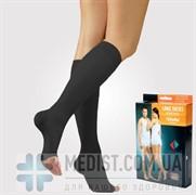 Медицинские компрессионные гольфы для женщин и мужчин Tonus Elast 0408первого класса компрессии с открытым носком (мыском)
