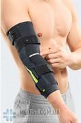 Локтевой бандаж medi Epico active для направления и стабилизации с защитой от гиперэкстензии