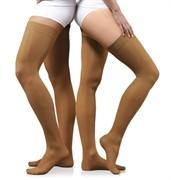 Компрессионные чулки Tonus Elast Lux 2 класс компрессии С ЗАКРЫТЫМ НОСКОМ для женщин и мужчин