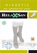 66% ХЛОПКА Медицинские носки для диабетиков Relaxsan Diabetic с волокном Crabyon ДЛЯ ЖЕНЩИН И МУЖЧИН