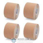 Эластичная клейкая лента K-Tape My Skin Biviax 4 рулона