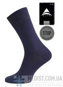 73% ХЛОПОК мужские антибактериальные носки с серебром Alfa Unique