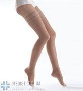 Чулки Lauma medical медицинские компрессионные 1 класс компрессии, закрытый носок, кружевная резинка ДЛЯ ЖЕНЩИН