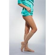 Компрессионные гольфы Soloventex 2 класс компрессии  с открытым носком для женщин